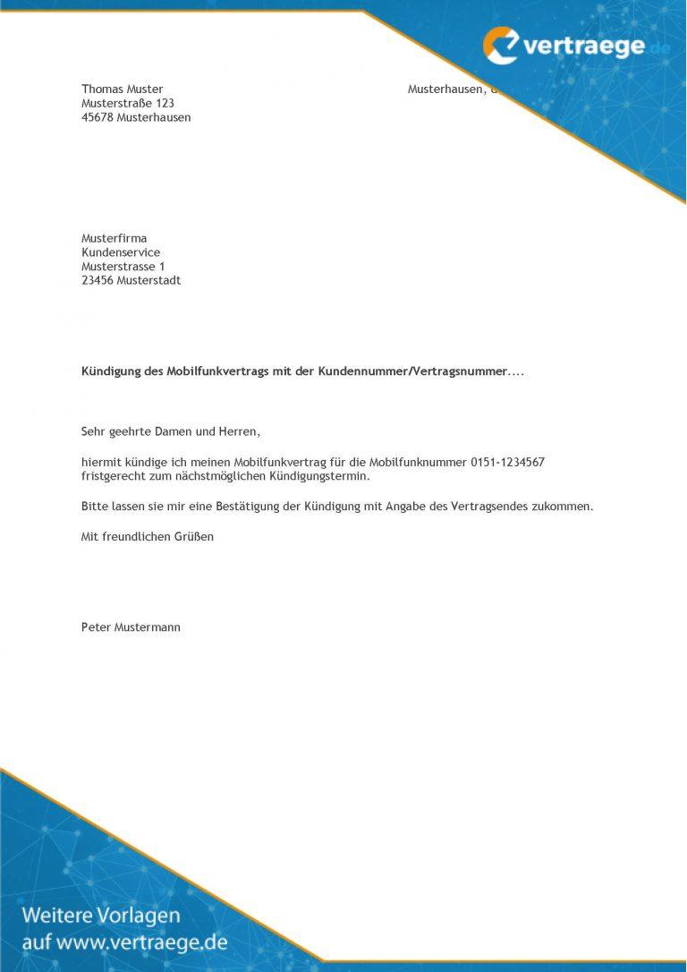 Muster Dienstleistungsvertrag - Vertraege.de